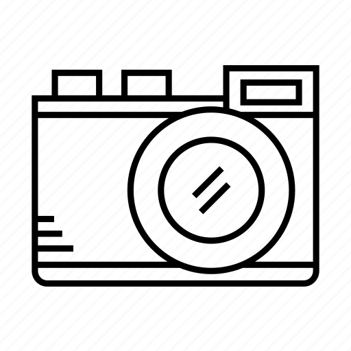 camera, digital, image, photo, photography, picture, record icon