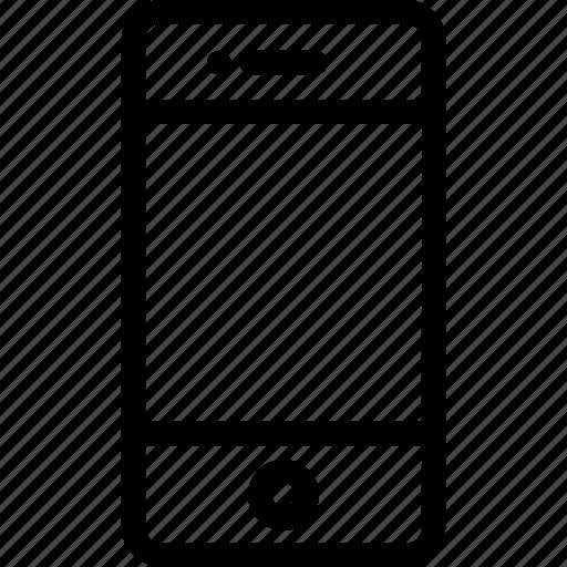 call, communication, gadget, handphone, mobile, phone icon