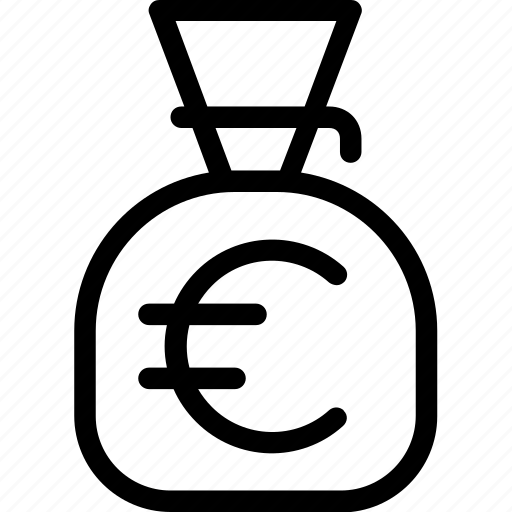 bag, business, commerce, currency, money, payment, purchase icon
