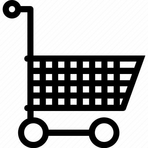 business, buy, purchase, trolley icon