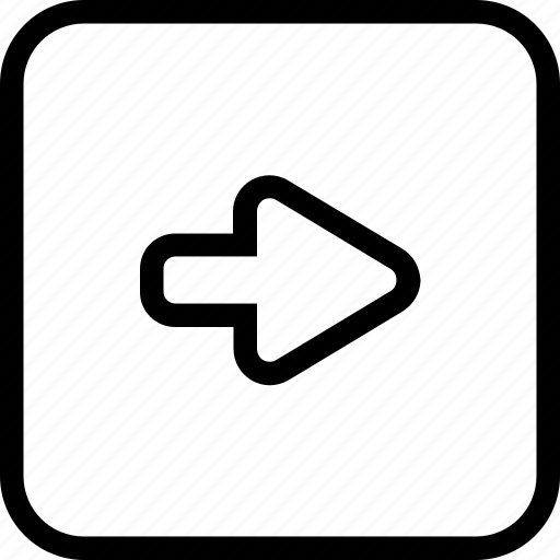 arrow, direction, location, navigation icon