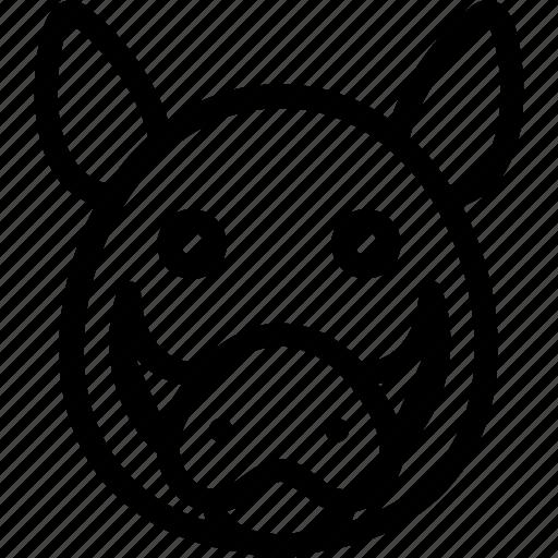 animal, mammal, pet, pig icon