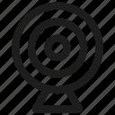 camera, media, movie, multimedia, video, webcam icon