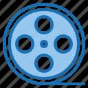 cinema, entertainment, film, movie, reel, studio