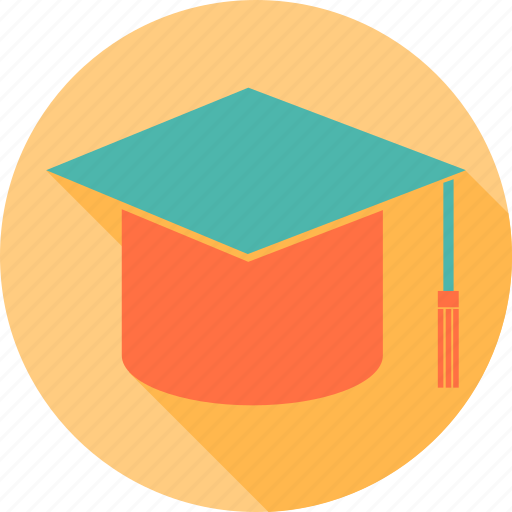 bachelors hat, education, knowledge, learning, school, study, university icon
