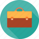 bag, briefcase, knowledge, school, shopping, study icon
