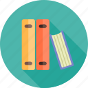 study, book, reading, education, knowledge, library icon