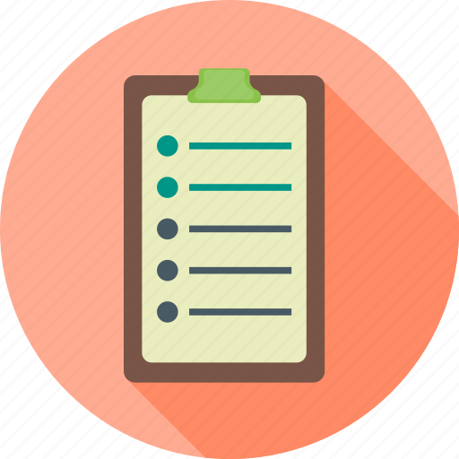 documents, file, note, paper, school, study icon