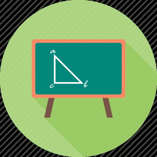 board, education, knowledge, learning, school, study icon