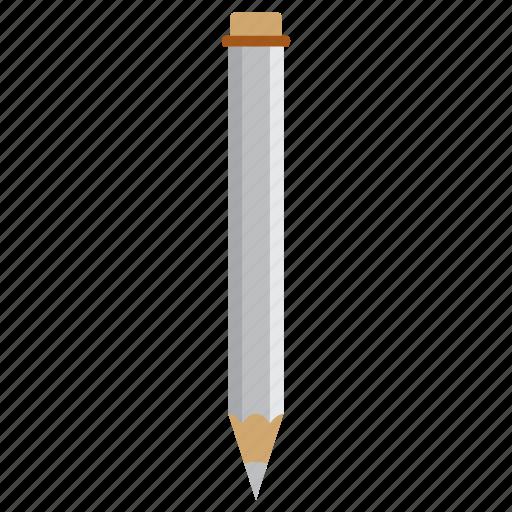 education, office, pincil, study, write icon