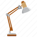 education, lamp, read, study icon