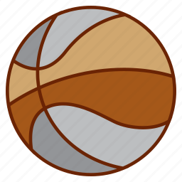 ball, basket, basket ball, high school, study icon
