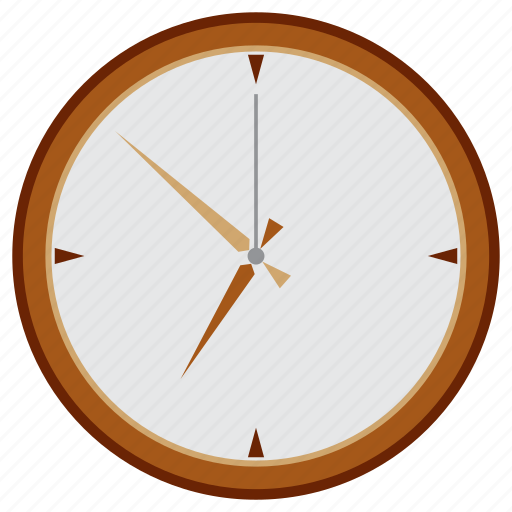 clock, education, office, study, target icon