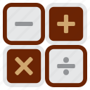 minus, plus, study, timer icon