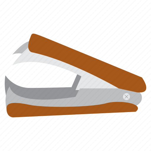 education, office, paperclip, study icon