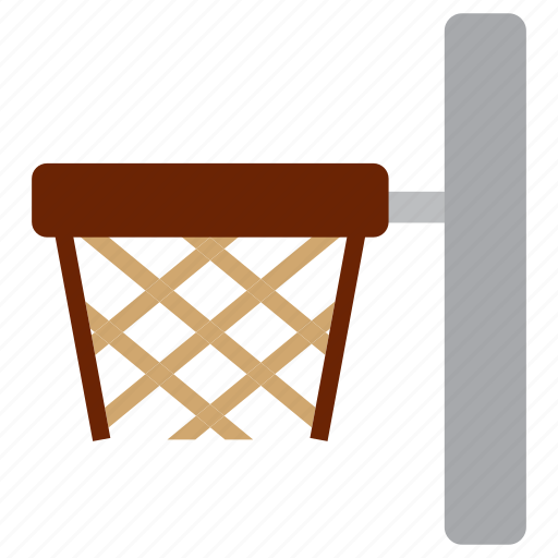 ball, basket, ring, study icon