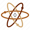 chemistry, education, office, study icon
