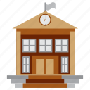 built, education, office, school, study icon