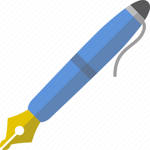 accessories, pen, pencil, write icon