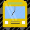 automobile, bus, car, school, transport icon
