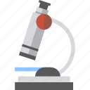 accessories, experiment, microscope icon