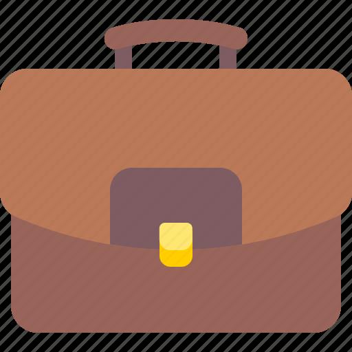 briefcase, case, diplomat icon