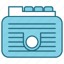 archive, document, education, study icon