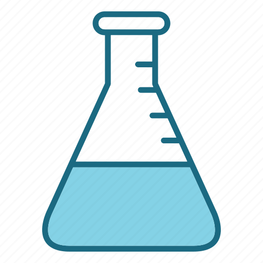 education, lab, study, tube icon