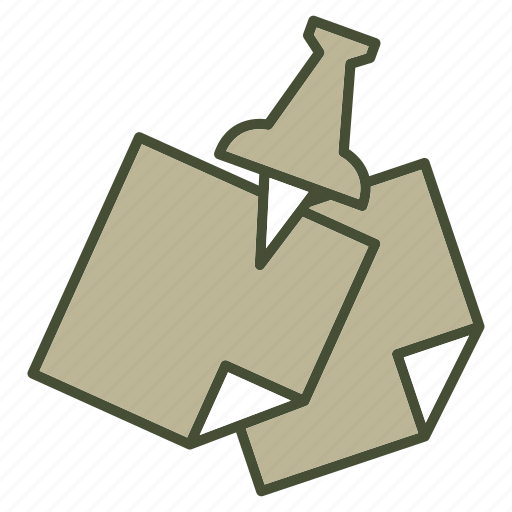 education, note, pin, study icon