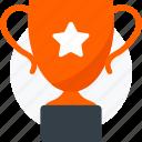 achievement, award, award trophy, champion trophy, reward, success, trophy, winning cup icon icon