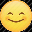 emoji, emoticon, smile, smiley