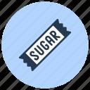 bag, paper, sugar icon