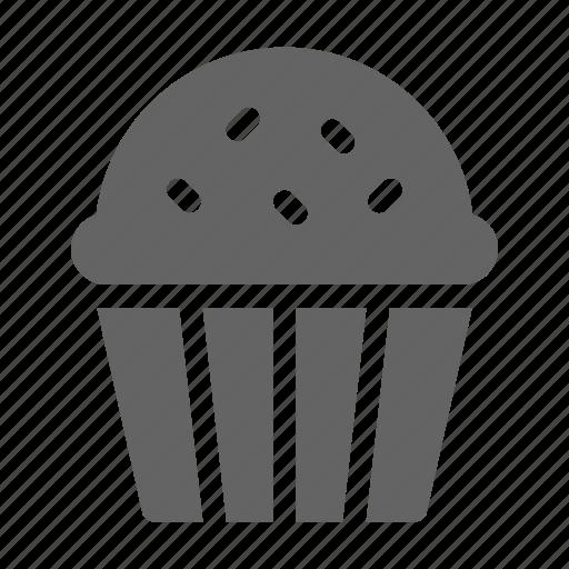 bakery, cupcake, dessert icon