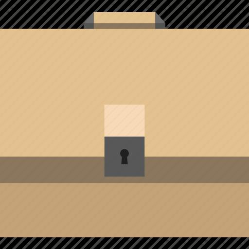briefcase, business, suitcase, work icon