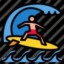 sport, surf, surfing, wind, windsurfing