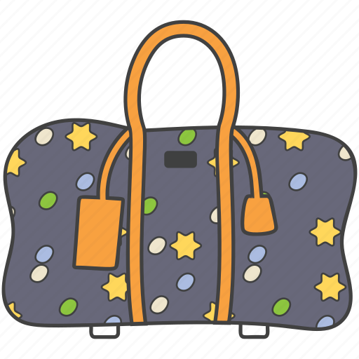 backpack, baggage, luggage, suitcase, travelling bag icon