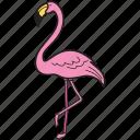 animal bird, crane bird, heron, pelican, sandhill crane icon