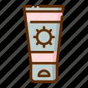 sunblock icon
