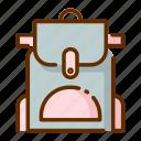 bag, travel