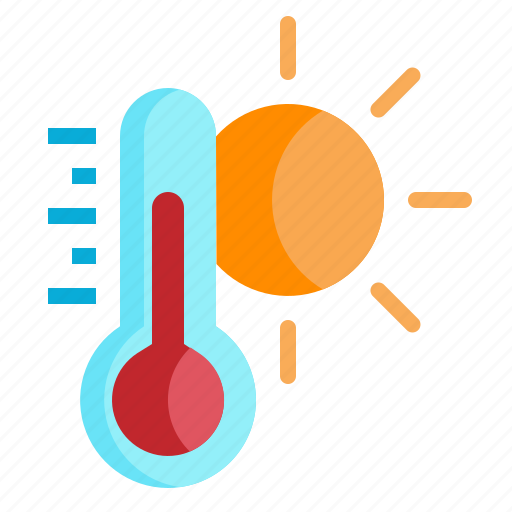 Degree, hot, temperature, thermometer, weather icon - Download on Iconfinder