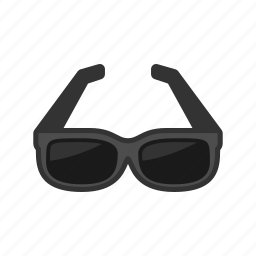 beach, fashion, glasses, summer, sunglasses icon