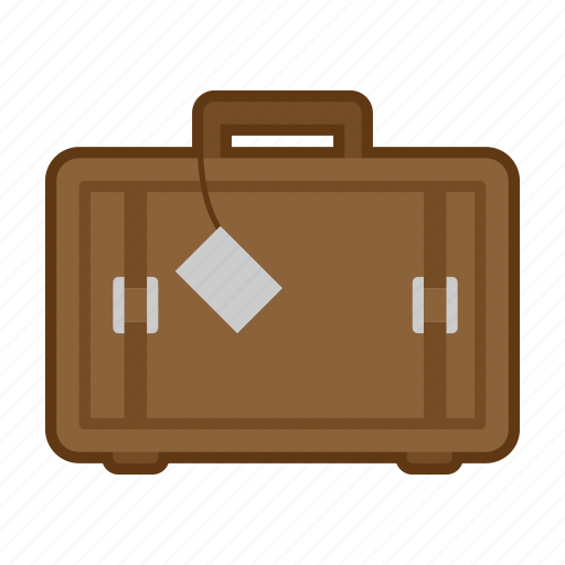 holiday, suitcase, summer, travel, vacation icon