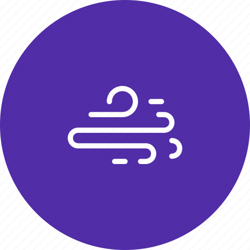 breeze, forecast, hurricane, storm, weather, wind, windy icon