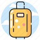 bag, luggage, suitcase, travel, vacation icon