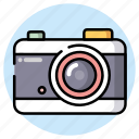 camera, media, photo, picture icon