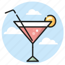 alcohol, cocktail, drink, restaurant, summer icon