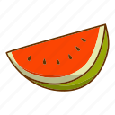 berry, food, fruit, vegetable, watermelon icon