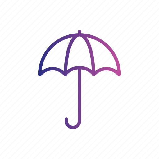 beach, protection, safety, secure, sunshade, umbrella icon