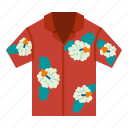 clothes, hawaiian, shirt, fashion, garment, clothing, holidays