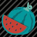 watermelon, fruit, food, organic, vegan, healthy, diet